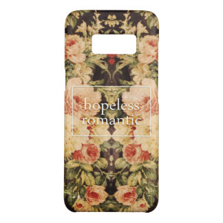 Hopeless Romantic Case-Mate Samsung Galaxy S8 Case