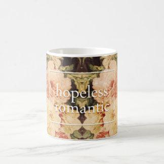 Hopeless Romantic Coffee Mug