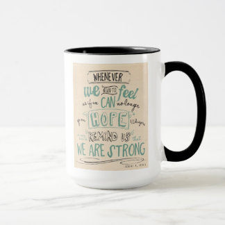 Hopelively Strong Mug