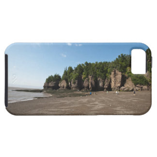 Hopewell Rocks and The Ocean Tidal Exploration iPhone 5 Cases