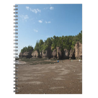 Hopewell Rocks and The Ocean Tidal Exploration Notebooks