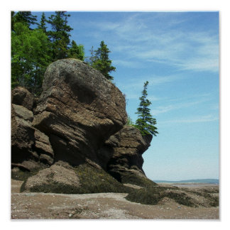 Hopewell Rocks Posters