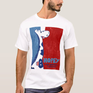 Hopey the Hopeful Giraffe T-shirt