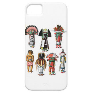 Hopi Kachinas, 1894 iPhone 5 Cases