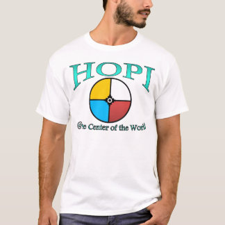 Hopi World Symbol T-Shirt