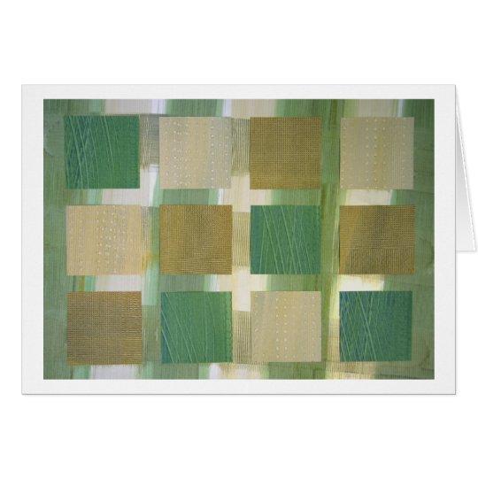 Hopper Grasses Card