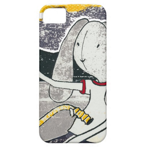Hopper on his chopper cover for iPhone 5/5S