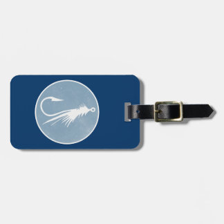 Hopper's Copper Fly Bag Tag