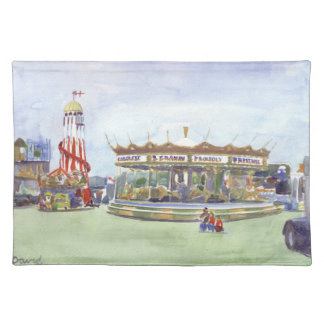 Hoppings Placemat