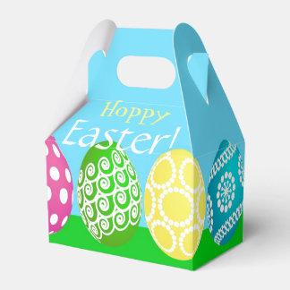 Hoppy Easter Basket Treat Box Favor Box
