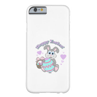 Hoppy Easter!  Bunny Barely There iPhone 6 Case