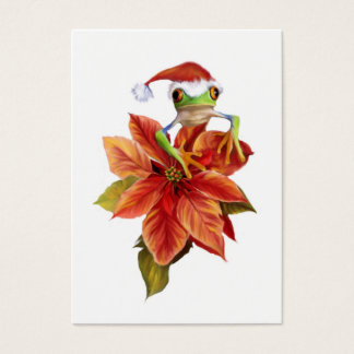 Hoppy Holidays Profile Business Cards