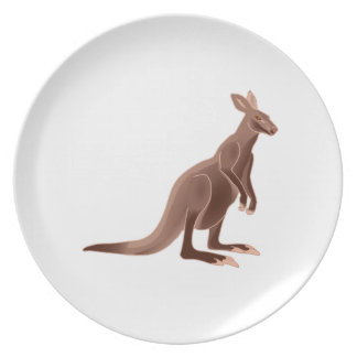 Hoppy Trails Plate
