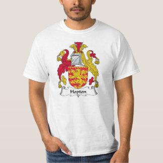 Hopton Family Crest T-Shirt