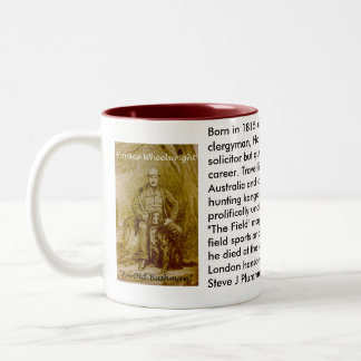 Horace Wheelwright mug