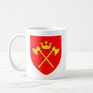 Hordaland vapen, Norway Coffee Mug