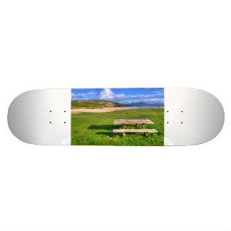 Horgabost, Isle of Harris Skate Board