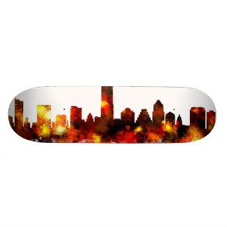 Horizon d'Austin le Texas Plateaux De Skateboards Customisés