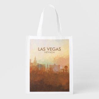 Horizon de Las Vegas EN NUAGES Cabas Épicerie