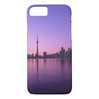 Horizon de Toronto la nuit, Ontario, Canada Coque iPhone 7