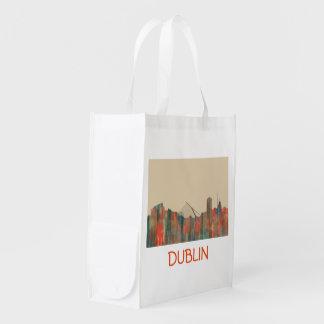 Horizon-Navajo de Dublin Irlande Sacs D'épicerie Réutilisables