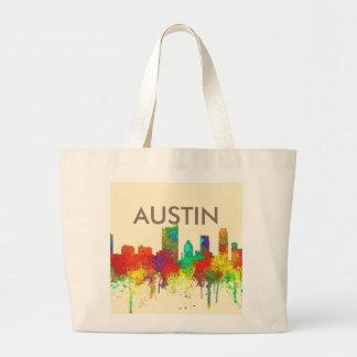 Horizon-SG d'Austin le Texas Sac En Toile Jumbo