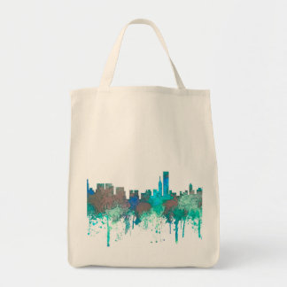 Horizon-SG-Jungle de Chicago l'Illinois Tote Bag