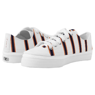 Horizon Sunset, the Pattern Low-Top Sneakers