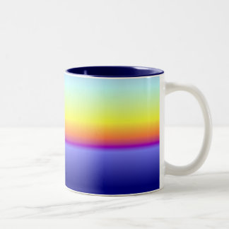 Horizon Two-Tone Coffee Mug