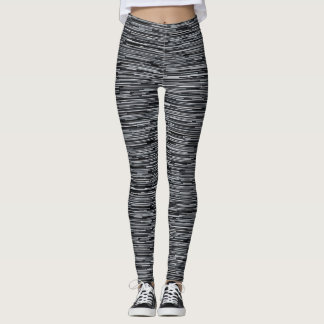 Horizontal (dark gray) leggings