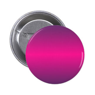 Horizontal Deep Pink and Imperial Gradient 2 Inch Round Button
