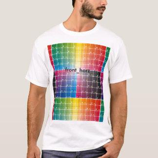 horizontal design area T-Shirt