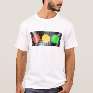 Horizontal Dot Stoplight T-Shirt