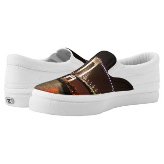 Horizontal Narrows Z slipons Slip-On Sneakers
