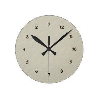 """Horloge de nouveauté """"de machine de temps"""""""