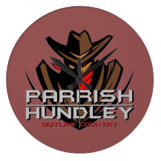 Horloge de Parrish-Hundley