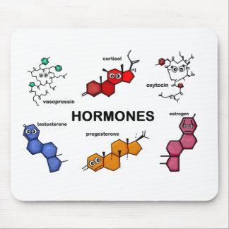 Hormones Mouse Pad