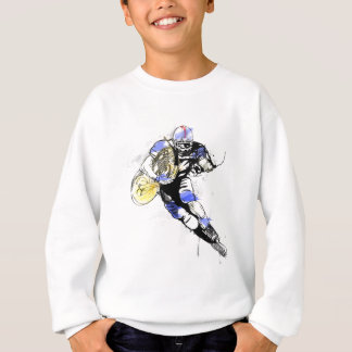 horn football sweatshirt