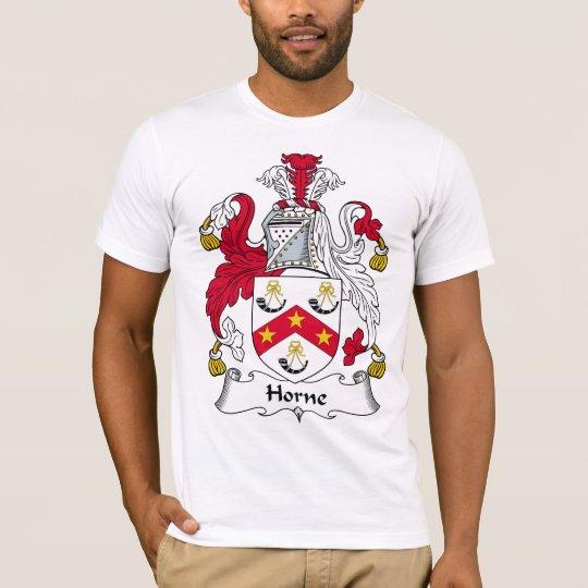 Horne Family Crest T-Shirt