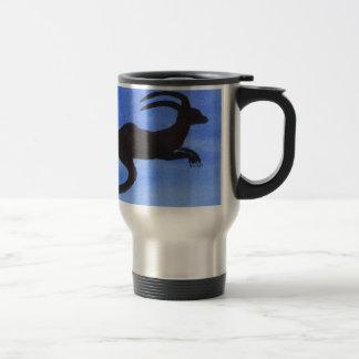 Horned Beast Travel Mug