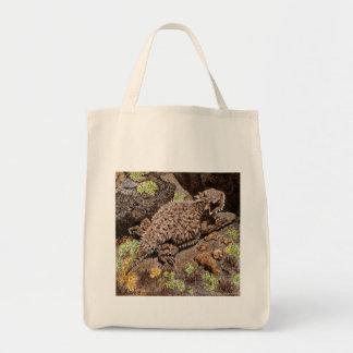 Horned Lizard Bag