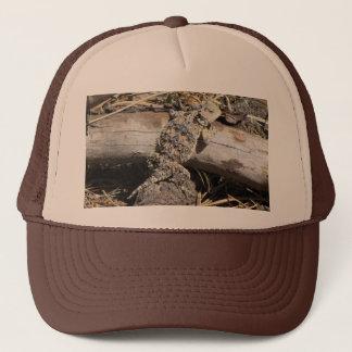 Horned Lizard Trucker Hat