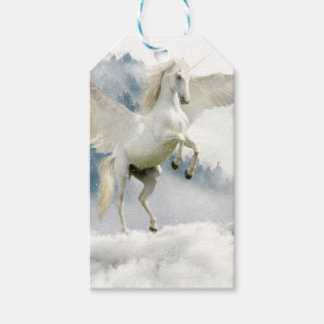 Horned Pegasus Gift Tags