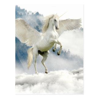Horned Pegasus Postcard