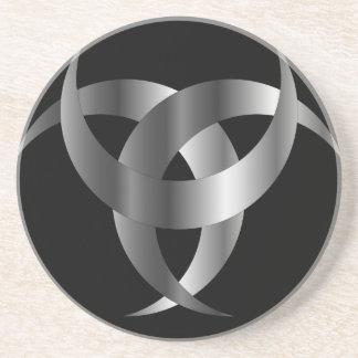Horned Triskele- The horn of Odin Coaster