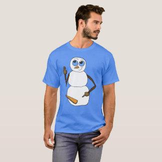 Horny Snowman Shirt