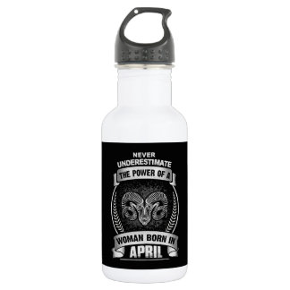 Horoscope April 532 Ml Water Bottle