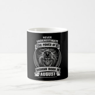 Horoscope August Coffee Mug