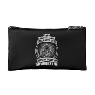 Horoscope August Cosmetic Bag