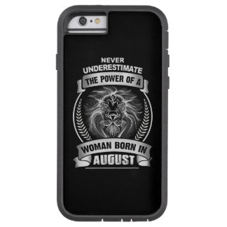 Horoscope August Tough Xtreme iPhone 6 Case